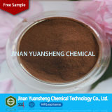 Lignosolfonato del sodio per l'agente agglutinante nell'industria di ceramica/refrattario/alimentazione