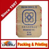 Бумажный мешок цемента (2414)