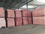 WBP neri impermeabilizzano il compensato affrontato pellicola fenolica riciclato con il marchio