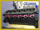Blocco cilindri duttile grigio su ordinazione del motore del camion del ferro dell'OEM