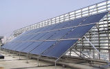 Módulo solar de alta eficiencia sistema de paneles solares para vivienda usada