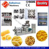 Chaîne de production d'extrudeuse de casse-croûte de maïs de feuilleté machine