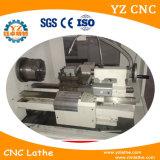 El CNC que da vuelta de centro/funciona por completo torno del CNC