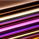 Fornecedor de couro sintético do PVC da patente 2017 a mais atrasada