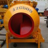 O melhor misturador concreto móvel portátil de venda Jzc250