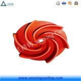 Acciaio inossidabile del pezzo fuso su ordinazione professionale della Cina e flangia dell'acciaio
