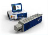 Verfalldatum-Drucken-Maschinen-Faser-Laser für das Verpacken der Lebensmittel (EC-Laser)