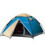 De goedkope Tent van 4 Persoon, de Verkoop van de Tent van de Familie, het Kamperen van 4 Persoon Tent