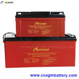 Nachladbare tiefe Schleife-Gel-Batterie 12V150ah für Sonnenenergie (HTL12-150Ah)