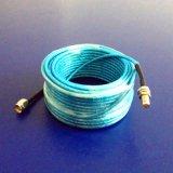 高品質RFの同軸ケーブルのジャンパーアセンブリLMR100