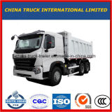 mini camion à benne basculante de 6X4 Sinotruk HOWO A7 Zz3257n3647