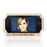 "4.3 "" TFT LCD Bildschirm-Digitalpeephole-Tür-Türklingel-Projektor-Kamera"
