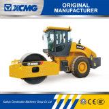XCMG Xs223j 22ton escogen el peso del tambor del rodillo de camino