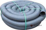Mangueira flexível do espaço livre cinzento da câmara de ar do PVC do coletor de poeira do vácuo (M01004)