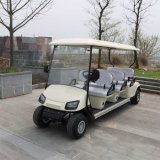 Carrello di golf elettrico, 6 sedi, Buggy elettrico di golf, Ce, prezzo competitivo