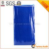 Bleu non-tissé du numéro 23 de papier d'emballage de cadeau de fleur de pp Spunbond