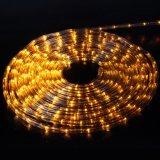 света прокладки света СИД веревочки 10m напольные СИД с регулятором 8 режимов