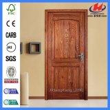 Puerta moldeada HDF de madera de Venner del diseño de los laminados (JHK-002)