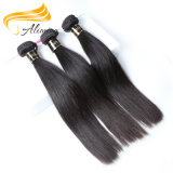 Aliminaの有名なブランドの100%年のバージンのブラジルの人間の毛髪の拡張