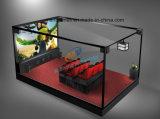 電気6dof動きのプラットホームのシミュレーター9d 7D 5Dの映画館装置