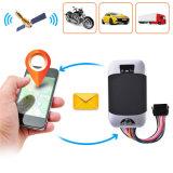 GSM GPS van het Systeem van het Alarm van de Auto Tk303f Drijver Waterdicht met de Sensor van de Brandstof