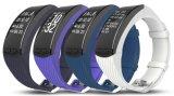Sport-intelligentes Band mit dem GPS-Aktivitäts-Gleichlauf