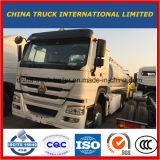 Camion-citerne aspirateur de transport de pétrole de HOWO 6X4