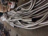 Stripwoundのステンレス鋼の適用範囲が広い管