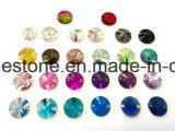 Само ново зашейте на кристаллический каменном кристаллический Rivoli зашейте на стеклянном Rhinestone (SW-кристалл)