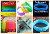 Heißer verkaufenförderung-SilikonWristband für Geschenk (YB-SM-11)