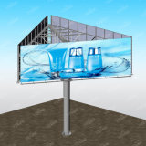 Exposición y publicidad de la cartelera al aire libre de la visualización de LED del equipo