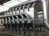 Сборник пыли Complet высокой эффективности установленный с Dedusting система