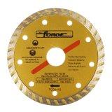 """115mm (4.5 """") coupant des lames de diamant de Turbo de disque"""