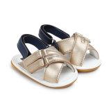 Ходоки ботинок лета сандалий мальчиков ребёнков первые