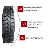 Fábrica radial resistente del neumático del carro con el neumático del certificado TBR de Europa de China