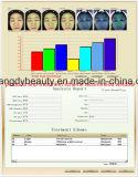 Analisador facial da pele para o salão de beleza e a máquina da beleza do cuidado pessoal