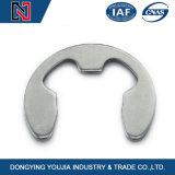 탄소 강철 DIN 6799 유지 반지 e-링