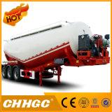판매를 위한 반 고품질 곡물 시멘트 분말 탱크 트레일러
