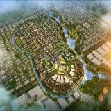 Renlijiの都市計画建築レンダリングのプロジェクト