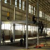 Struttura d'acciaio Pre-Costruita per il workshop
