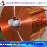 Kupferlegierung-Folie in der weichen Temperament-/Copper-Rolle