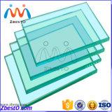 투명한 Tempered 또는 박판으로 만들어진 난간 또는 Balusters 계단 안전 플로트 유리
