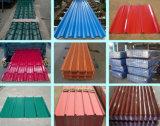 Prepainted Corrugated лист плитки толя/толя трапецоида стальной