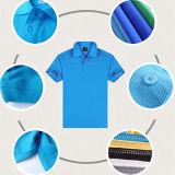 Vêtements de travail secs ajustés de chemises de polo de golf d'ajustement de femme en gros