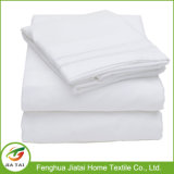 Folha de base bordada da exportação do algodão mão pura feita sob encomenda