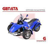 Genata que compete a motocicleta do Roadster de Spyder (GTX250MB)