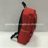 Poliéster Bolsa, mochila para la escuela, Estudiante, portátil, Senderismo, Viajes (GB # 20051)