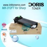 Mx312 Mx-312 Monokopierer-Tonerpulver Mx-M261/M311/2628L/Mx-M2608n/M3108n/M3508n/M2608u/M3108u/M3508u für Scharfes