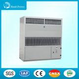 A água do compressor de Daikin refrigerou o condicionador de ar empacotado
