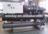 Refrigerador de água usado industrial do parafuso da temperatura constante